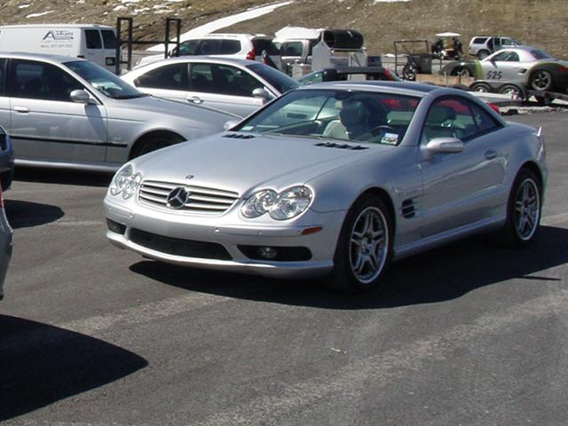 2006  Mercedes-Benz SL55 AMG VR550 picture, mods, upgrades