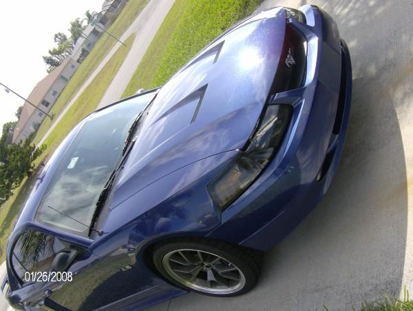 2003  Ford Mustang GT Procharger P1SC Supercharger picture, mods, upgrades