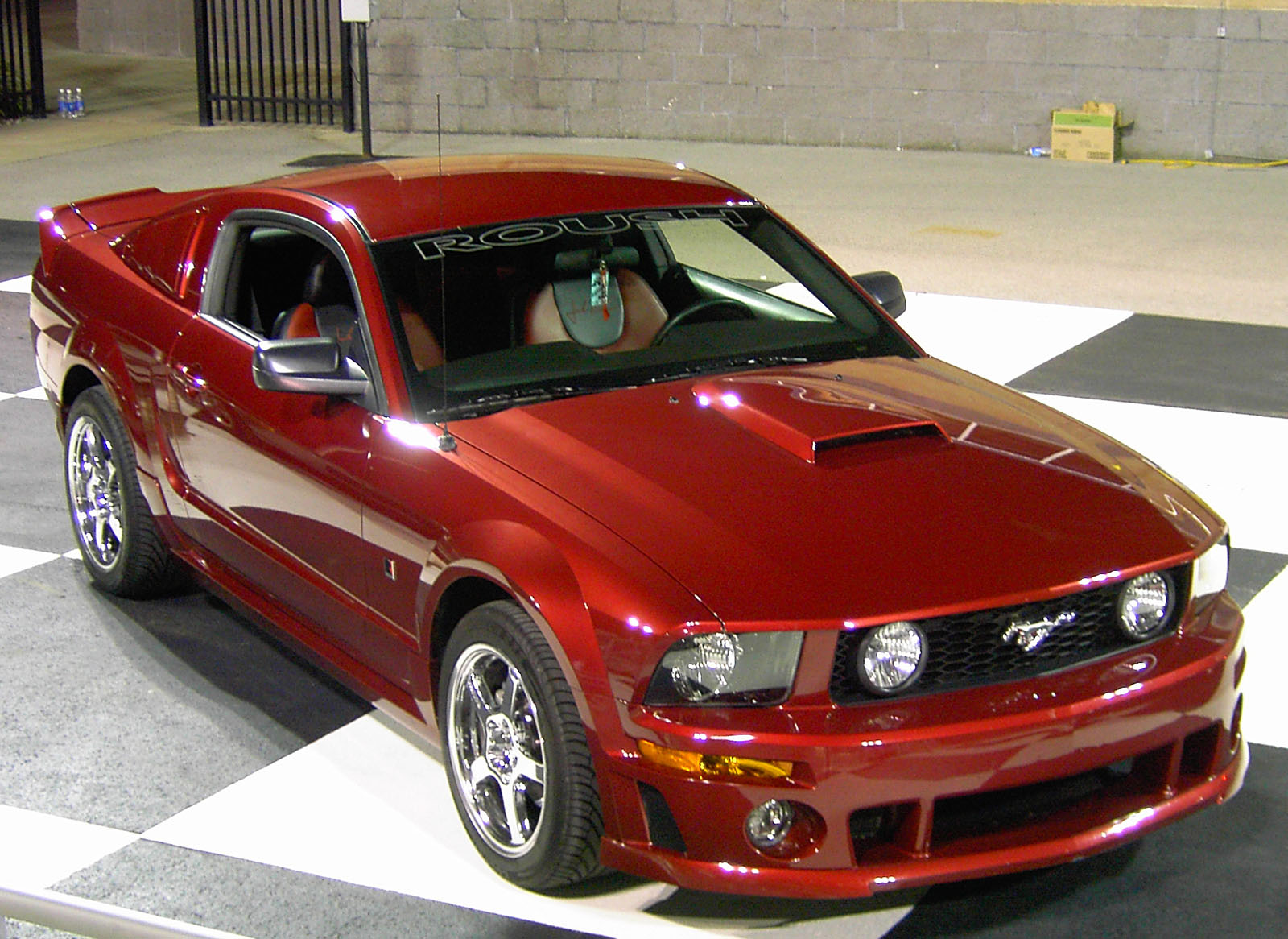 2006  Ford Mustang Roush Stage 1 picture, mods, upgrades