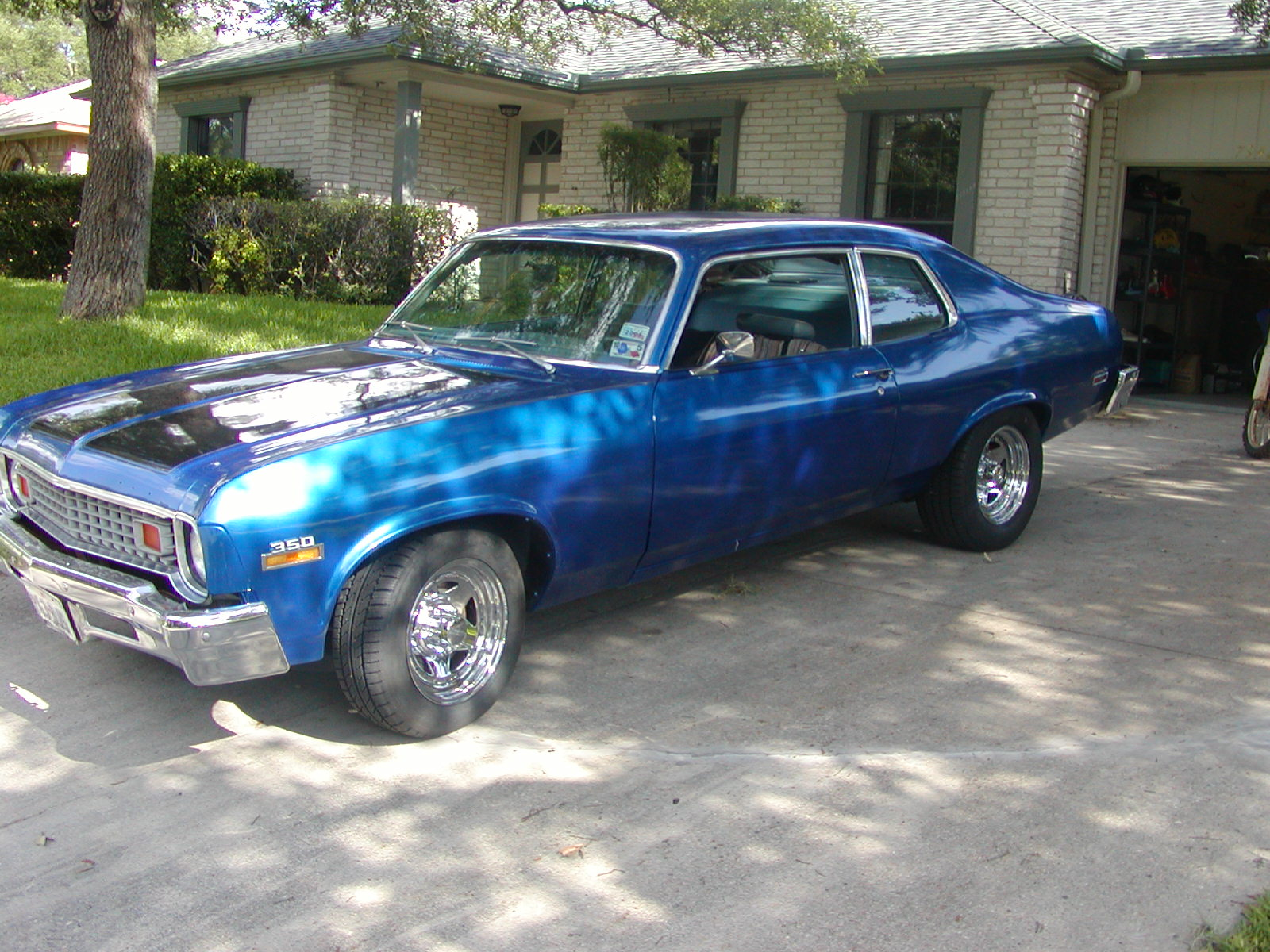 1973  Chevrolet Nova  picture, mods, upgrades
