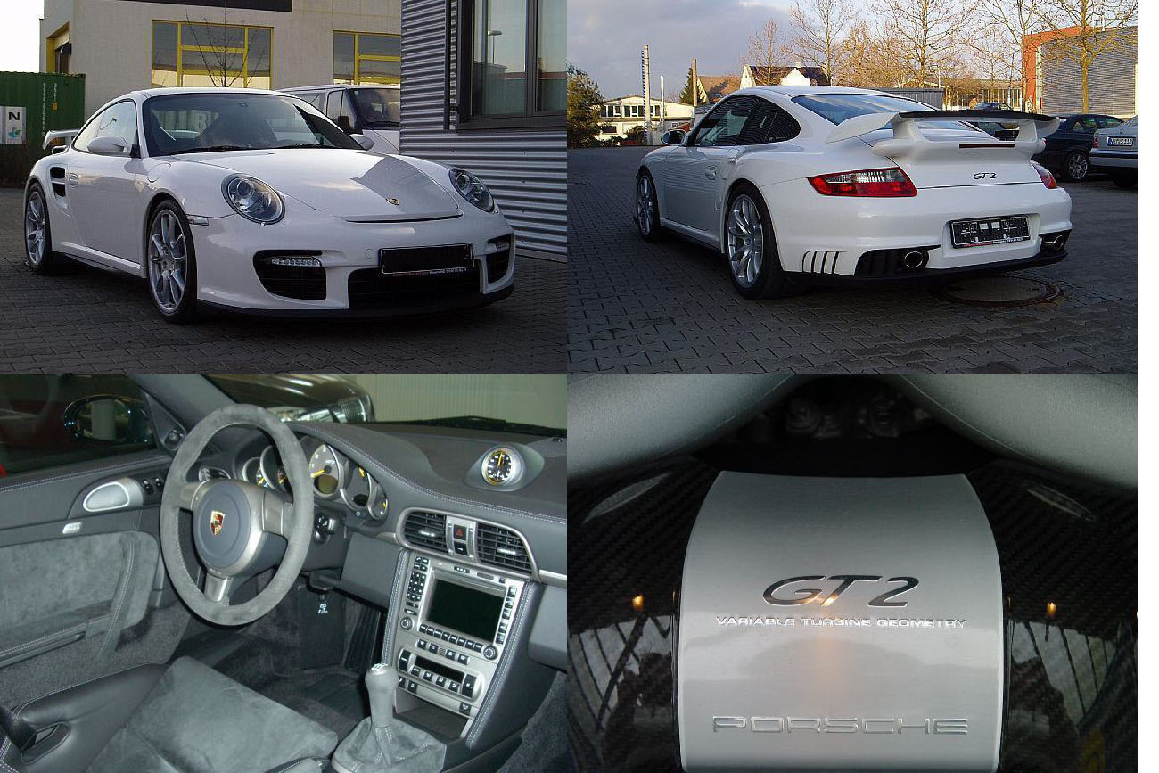2008  Porsche GT2  picture, mods, upgrades