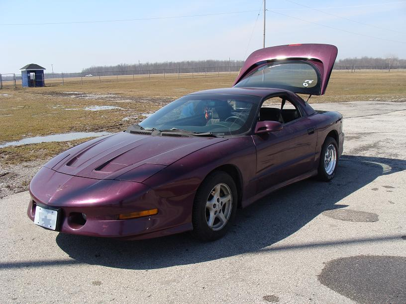 1995  Pontiac Trans Am  picture, mods, upgrades
