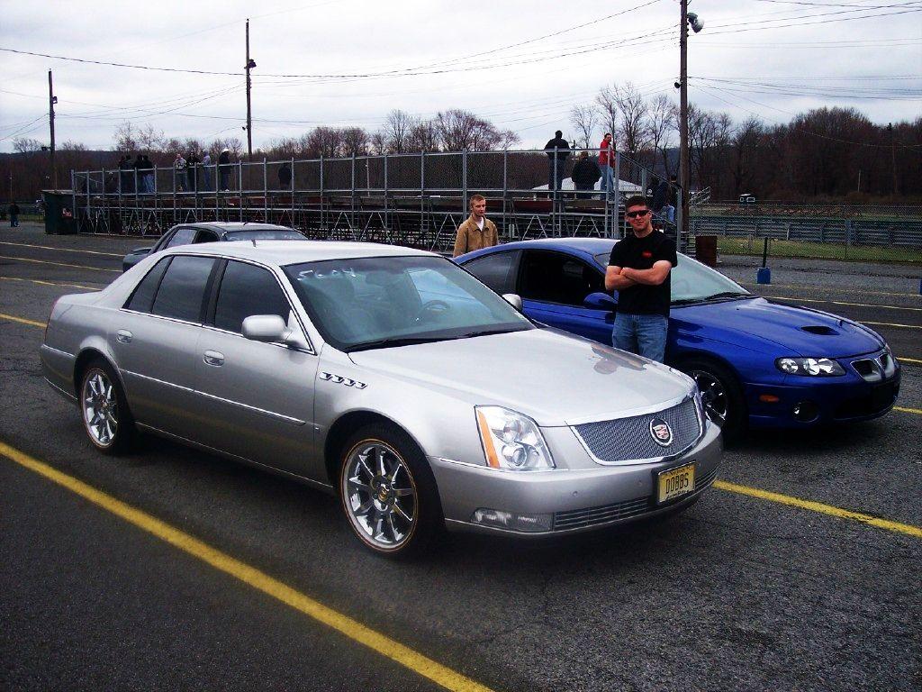 2010 Cadillac Dts Specson Suzuki Landy