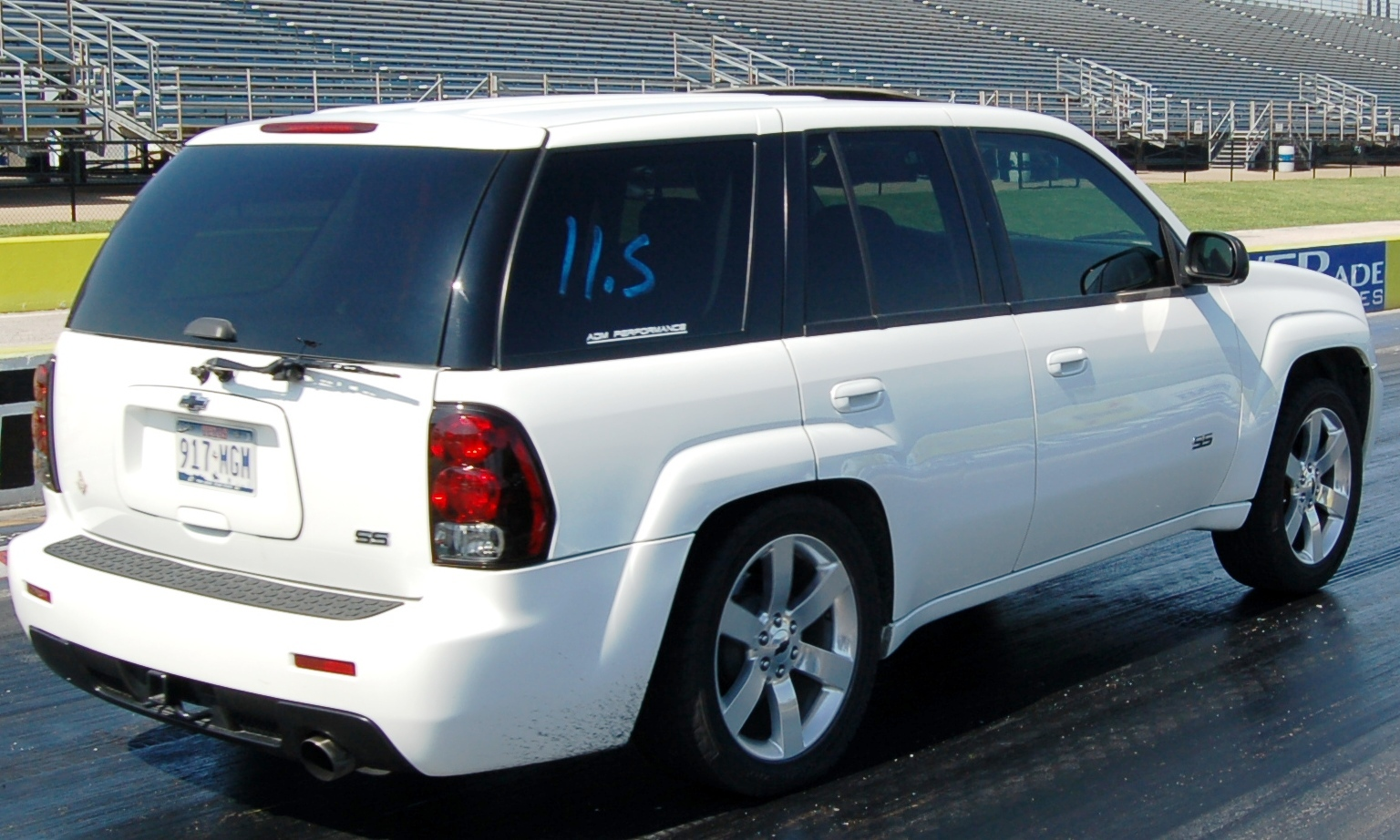 2006 Chevrolet TrailBlazer SS - Motor Pass - On Street Tires