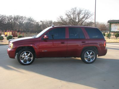 2007  Chevrolet TrailBlazer SS picture, mods, upgrades
