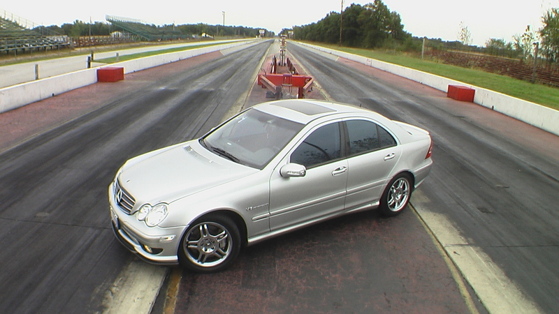 2002  Mercedes-Benz C32 AMG AMG picture, mods, upgrades