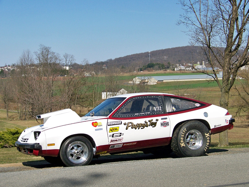 1976  Chevrolet Monza  picture, mods, upgrades