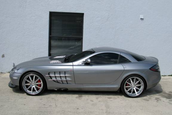 2007  Mercedes-Benz SLR 722 picture, mods, upgrades