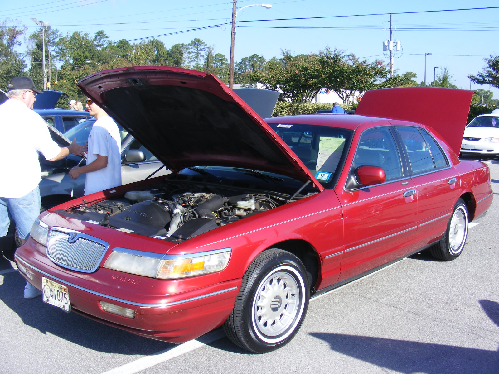 1997 mercury grand marquis ls