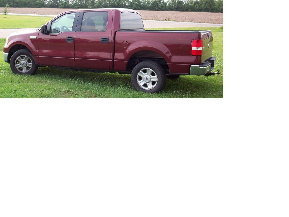 2004 Ford F150 XLT 14 mile Drag Racing timeslip specs 060