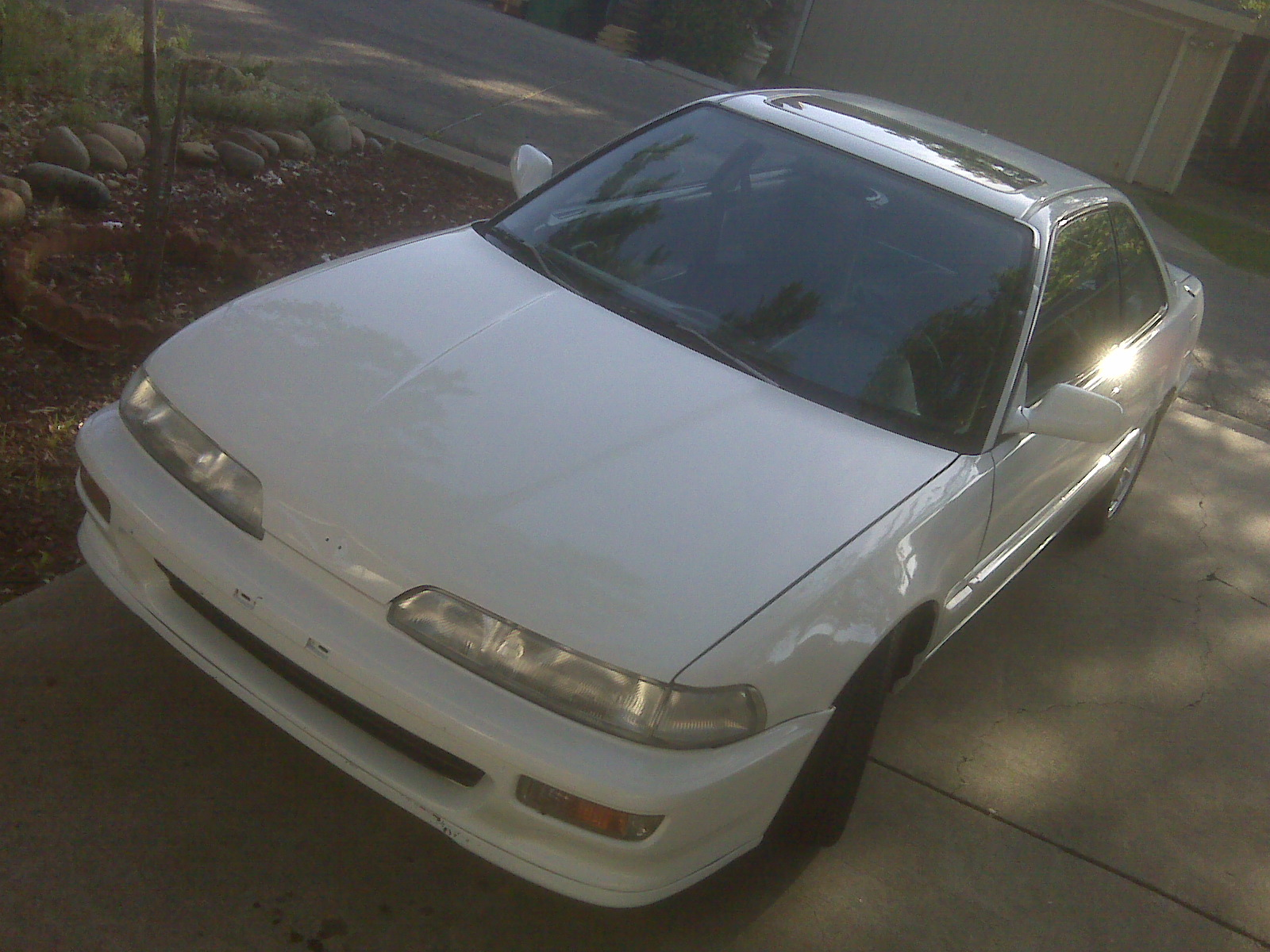 1991  Acura Integra LS B16a picture, mods, upgrades