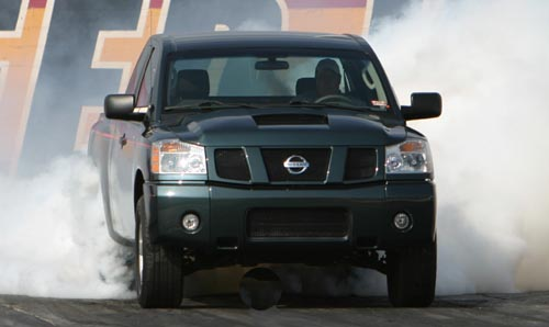 2005 Nissan Titan XE KC Naturally Aspirated