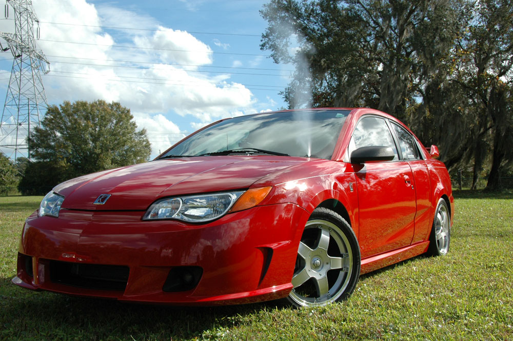 2006 Saturn ION Ion3 QC 2.4L LE5 Nitrous