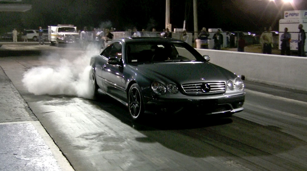 2006  Mercedes-Benz CL65 AMG RENNtech picture, mods, upgrades