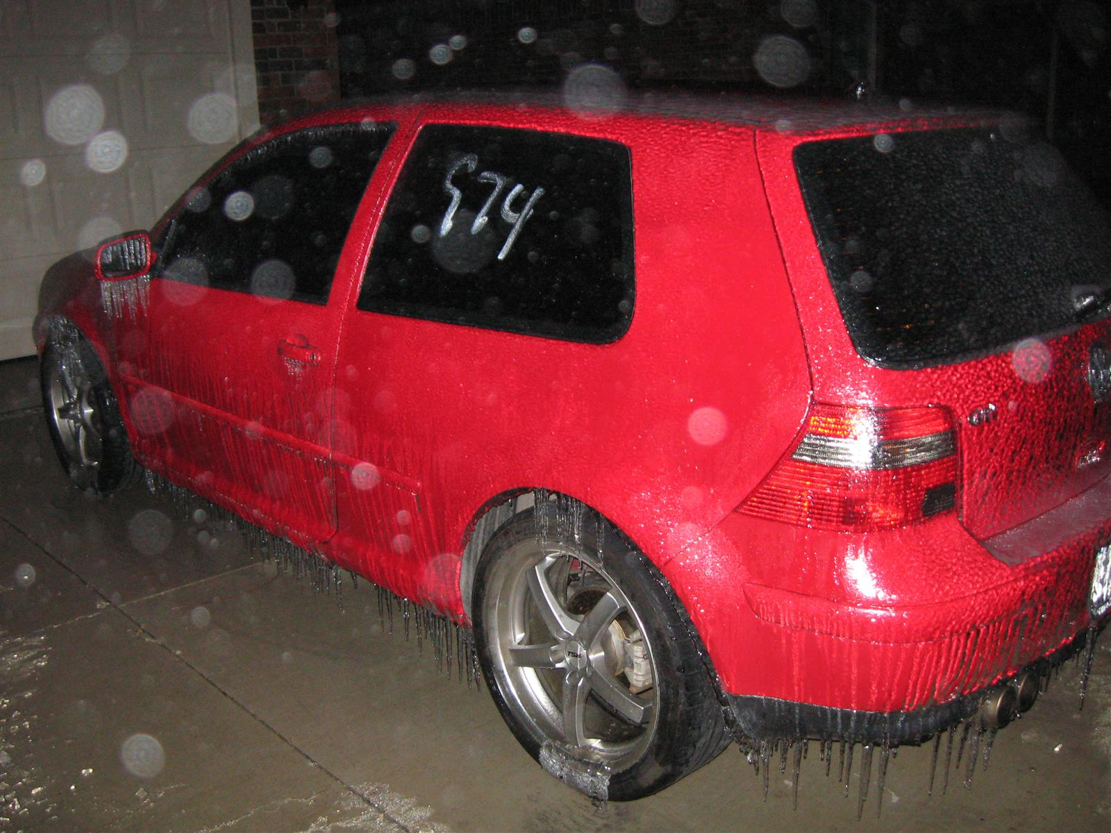 2005  Volkswagen GTI 1.8t picture, mods, upgrades