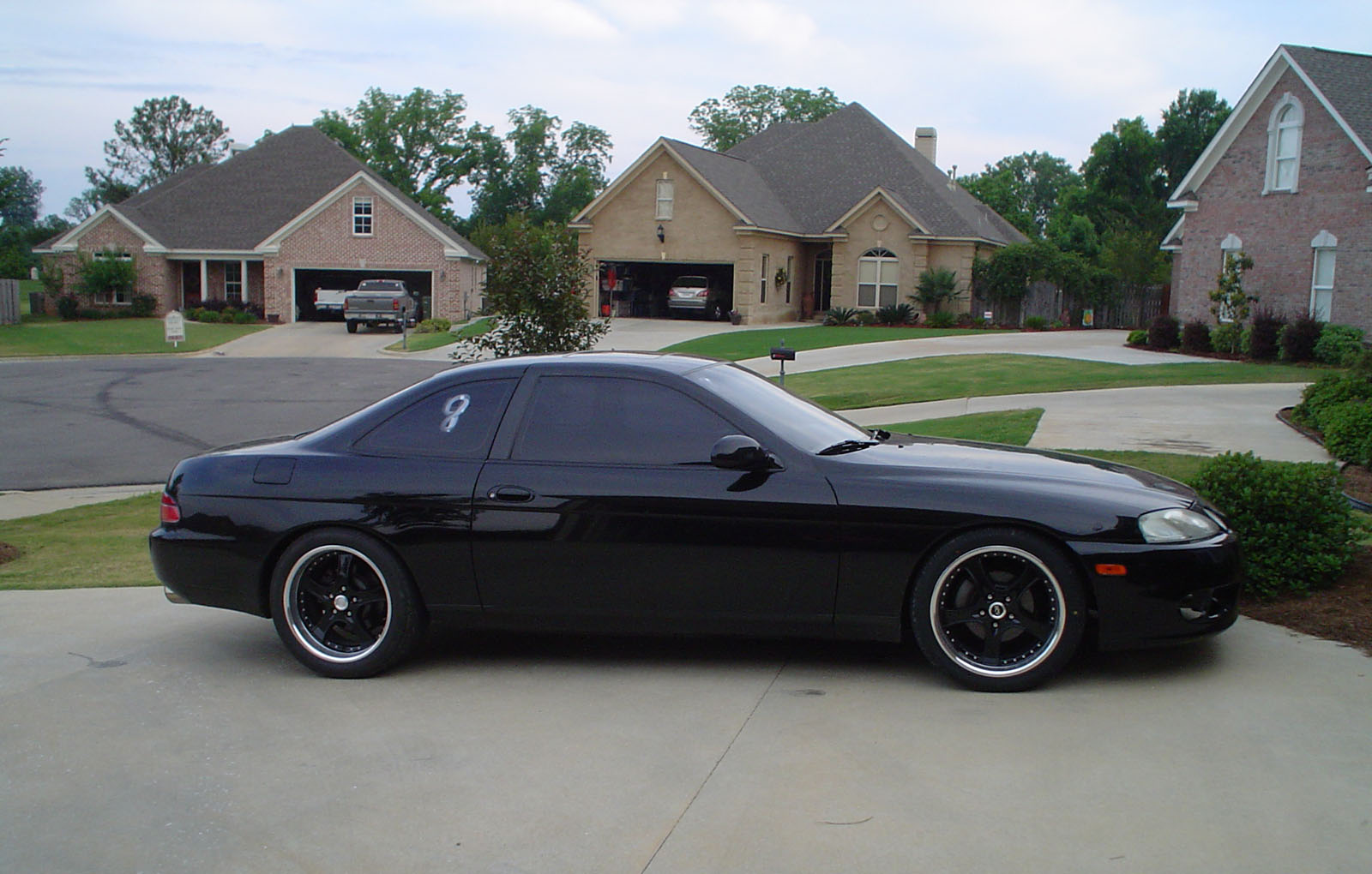 1993  Lexus SC300 T67 Turbo TH400 picture, mods, upgrades