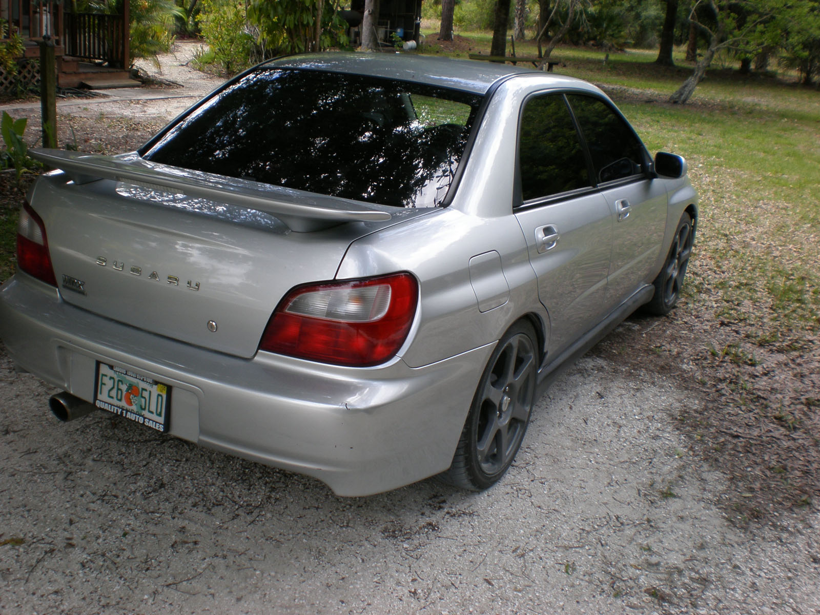 2003  Subaru Impreza WRX picture, mods, upgrades