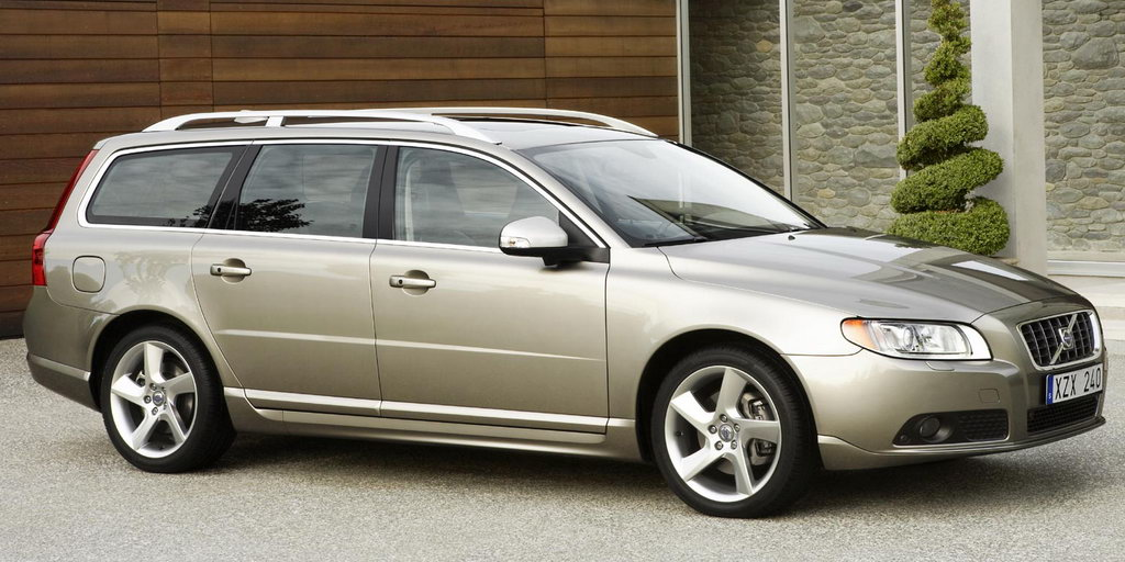 2008  Volvo V70 3.2 picture, mods, upgrades