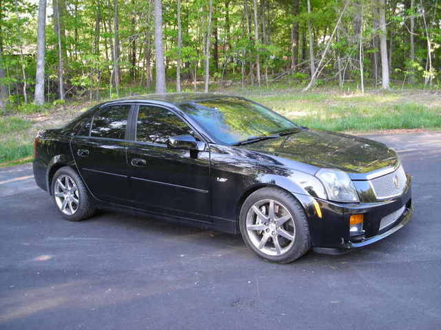 2004  Cadillac CTS-V LS6 picture, mods, upgrades