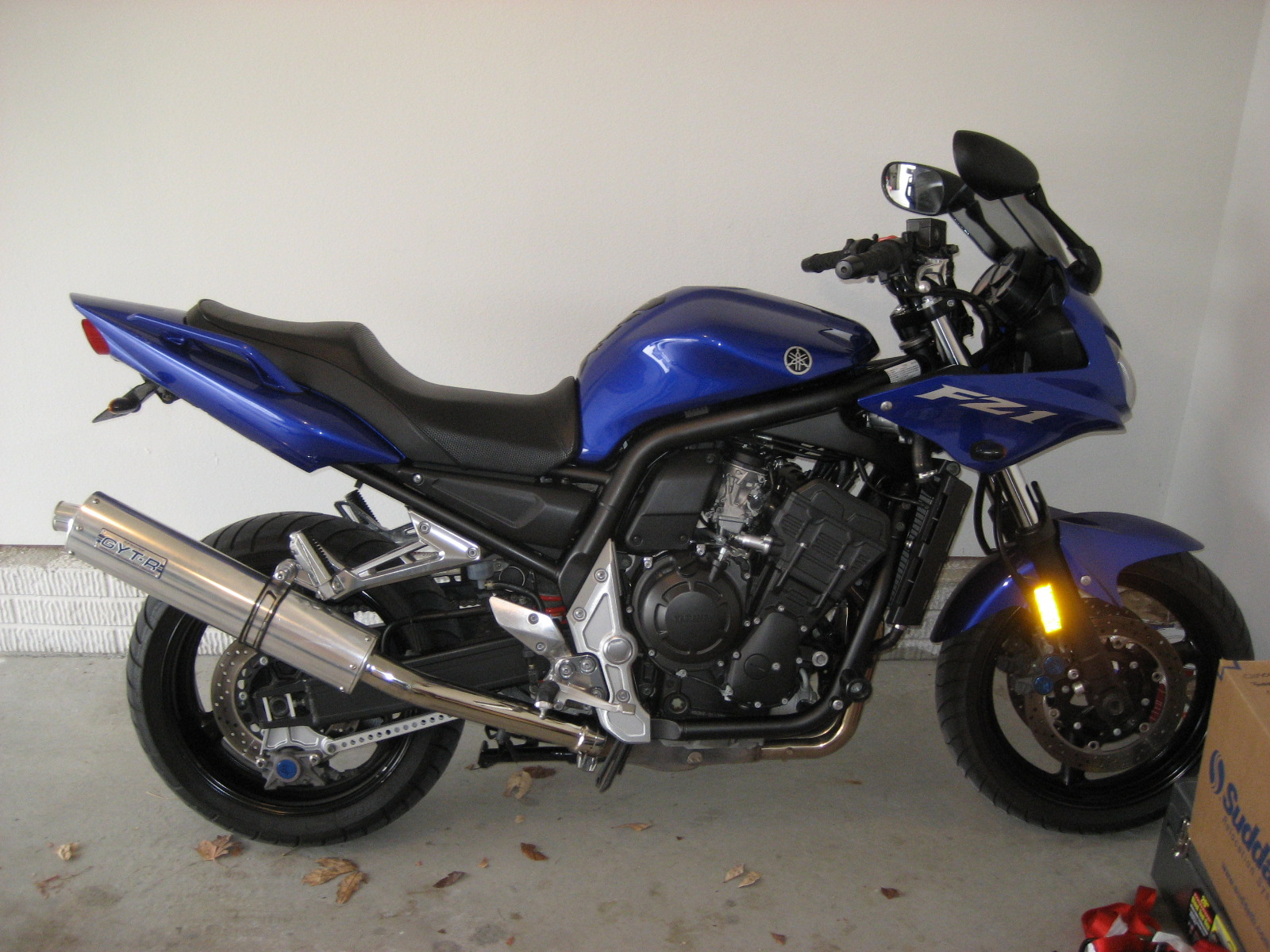 Yamaha Fz   Mile