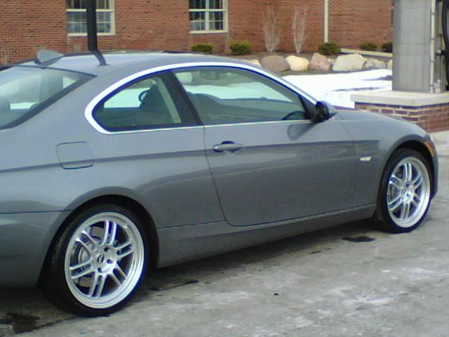 2008 BMW 335xi Juice Box