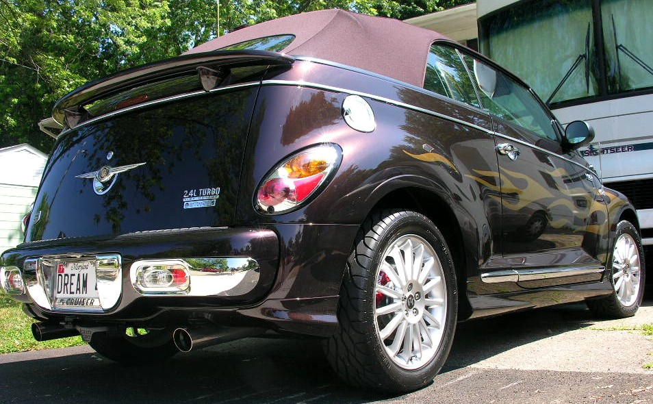 2005 Chrysler Pt Cruiser Dc4 Gt
