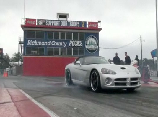 Dodge Viper Twin Turbo
