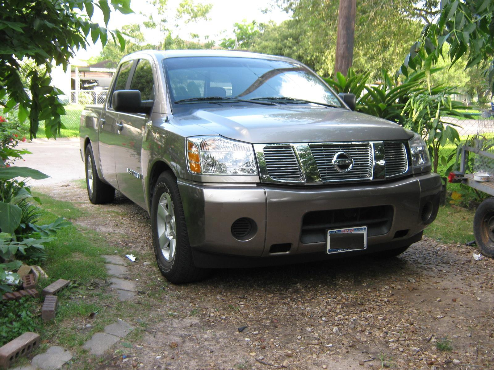 2007  Nissan Titan XE picture, mods, upgrades