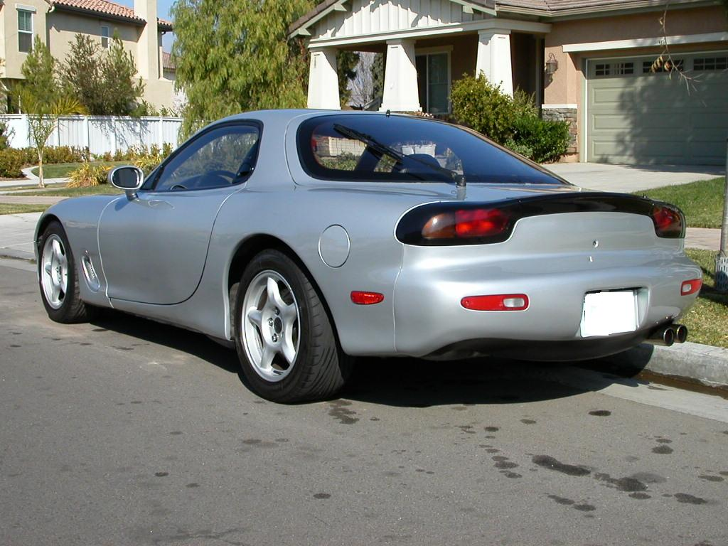 1993 mazda rx-7 1/4 mile trap speeds 0-60 - dragtimes