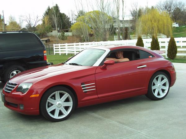 2004  Chrysler Crossfire  picture, mods, upgrades