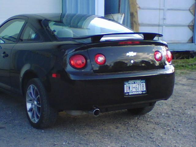 2007 chevrolet cobalt ls 1 4 mile drag racing timeslip. Black Bedroom Furniture Sets. Home Design Ideas