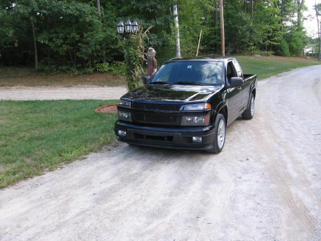 2004 Chevrolet Colorado sport