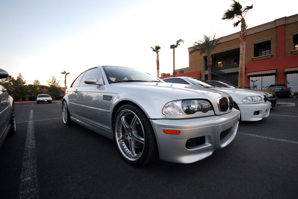 2004  BMW M3 VFE Stage II SMG picture, mods, upgrades