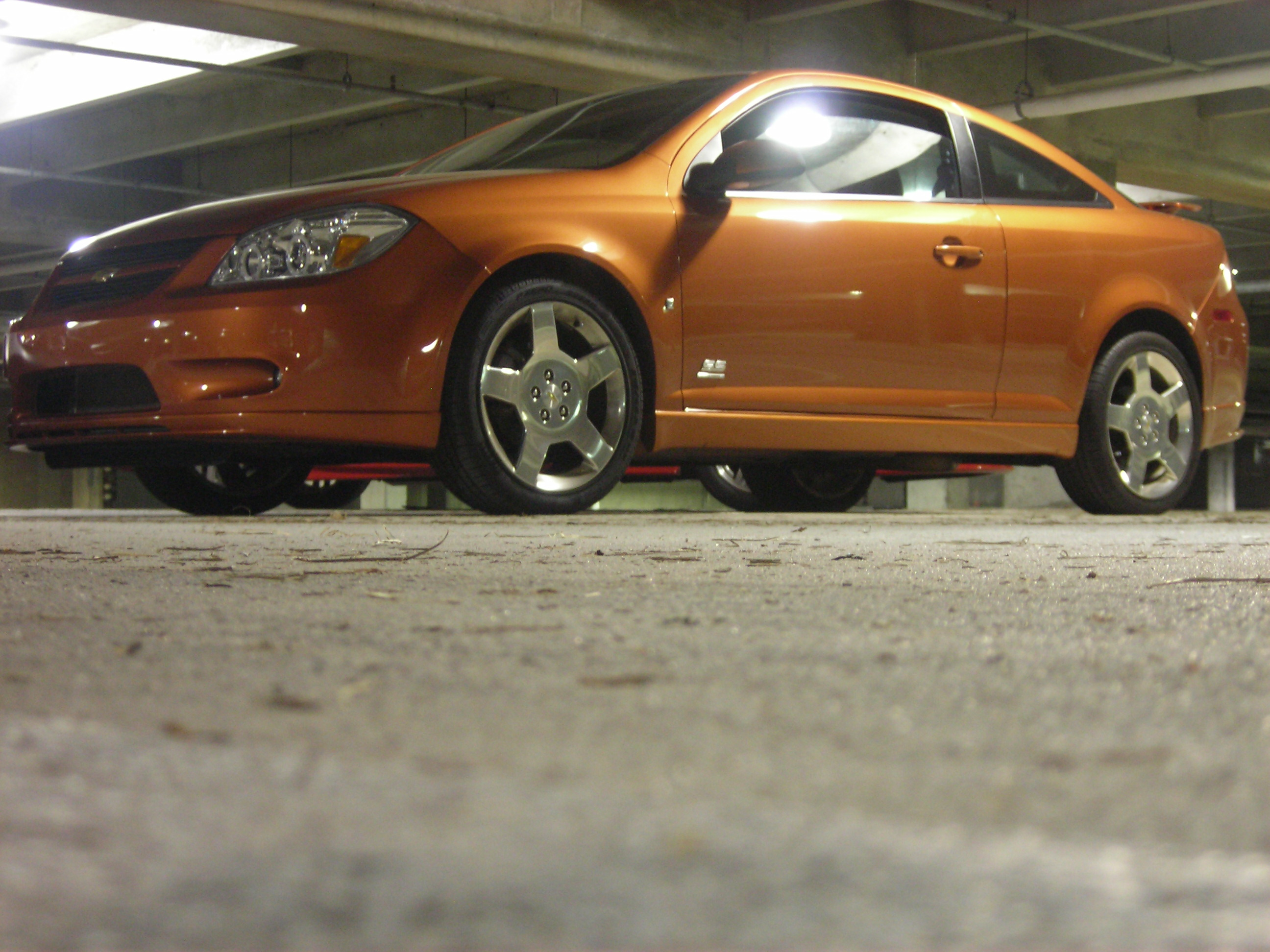 2007  Chevrolet Cobalt SS picture, mods, upgrades