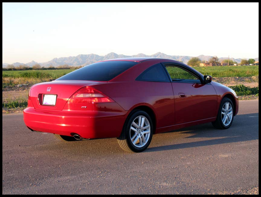 2003 Honda Accord EX 6mt Coupe