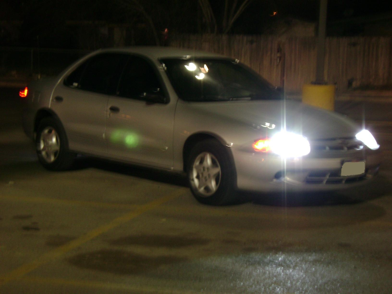 2004 Ultra Silver Metallic Chevrolet Cavalier Base picture, mods, upgrades