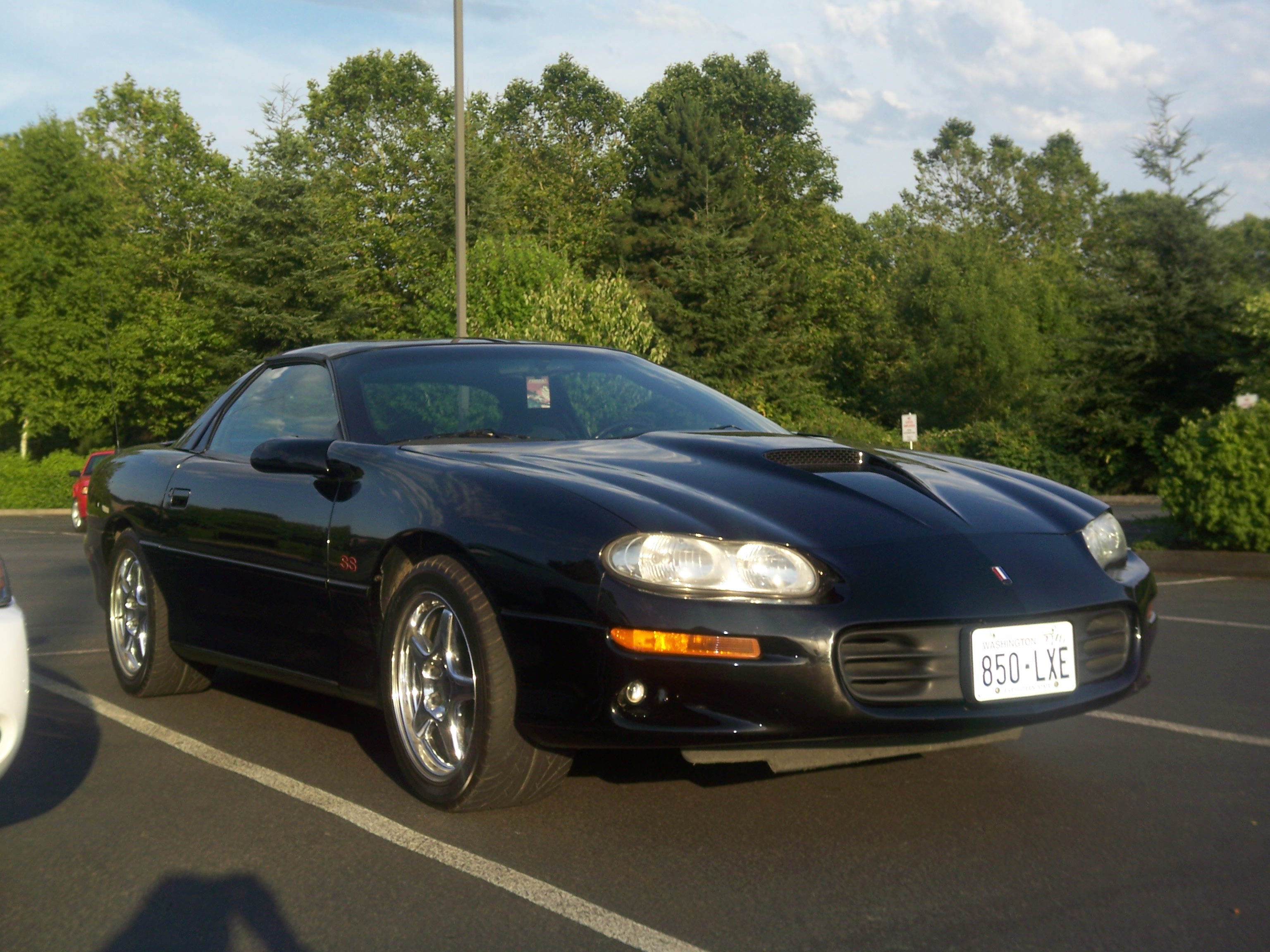 2000 chevrolet camaro ss hooker headers 1 4 mile drag. Black Bedroom Furniture Sets. Home Design Ideas