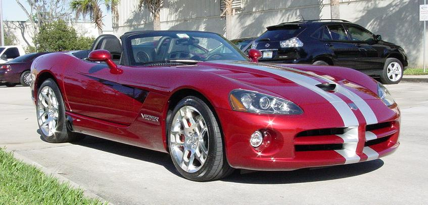 2008  Dodge Viper SRT10 picture, mods, upgrades