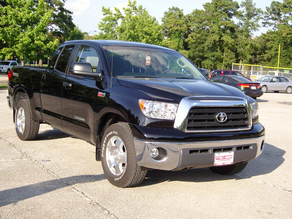 2007  Toyota Tundra SR5 Double Cab 2wd picture, mods, upgrades