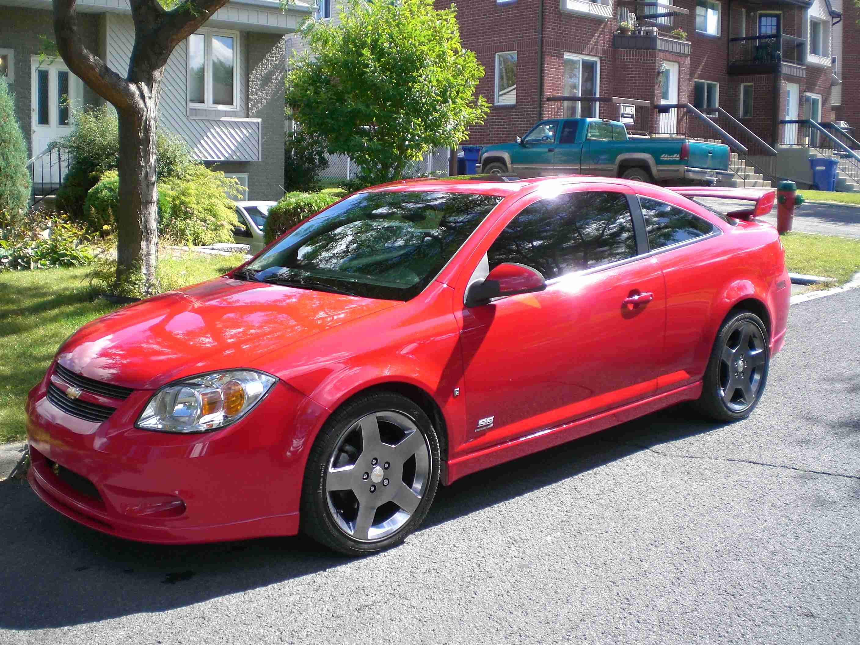 2006 chevrolet cobalt ss supercharged 1 4 mile trap speeds. Black Bedroom Furniture Sets. Home Design Ideas