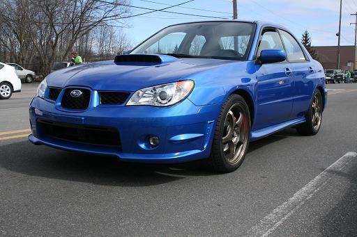2007 Subaru Impreza Wrx 1 4 Mile Drag Racing Timeslip Specs 0 60
