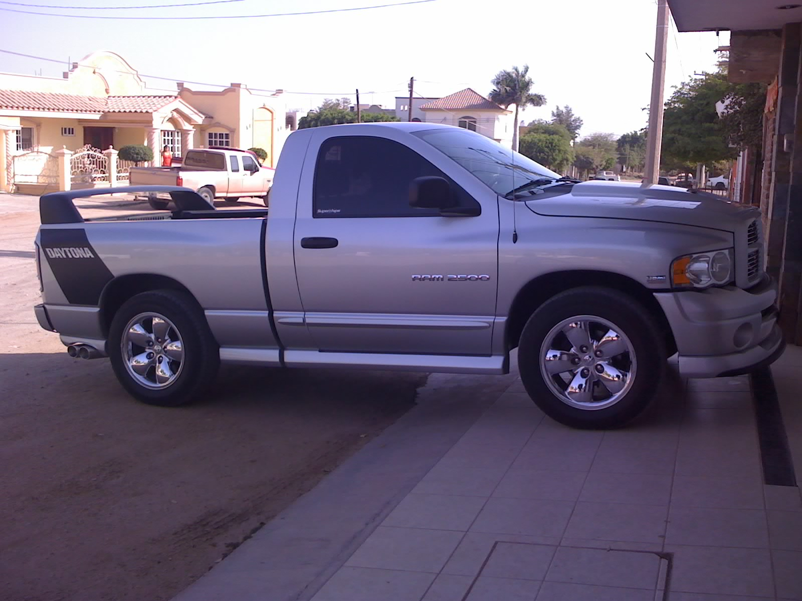 2005 Dodge Ram 1500 Ram Daytona Edition 1500 1/4 mile trap speeds 0 ...