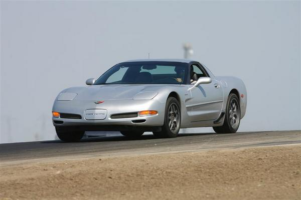 2001  Chevrolet Corvette Z06 picture, mods, upgrades