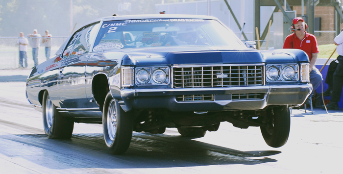 1971  Chevrolet Caprice 2 Door 406 SBC picture, mods, upgrades
