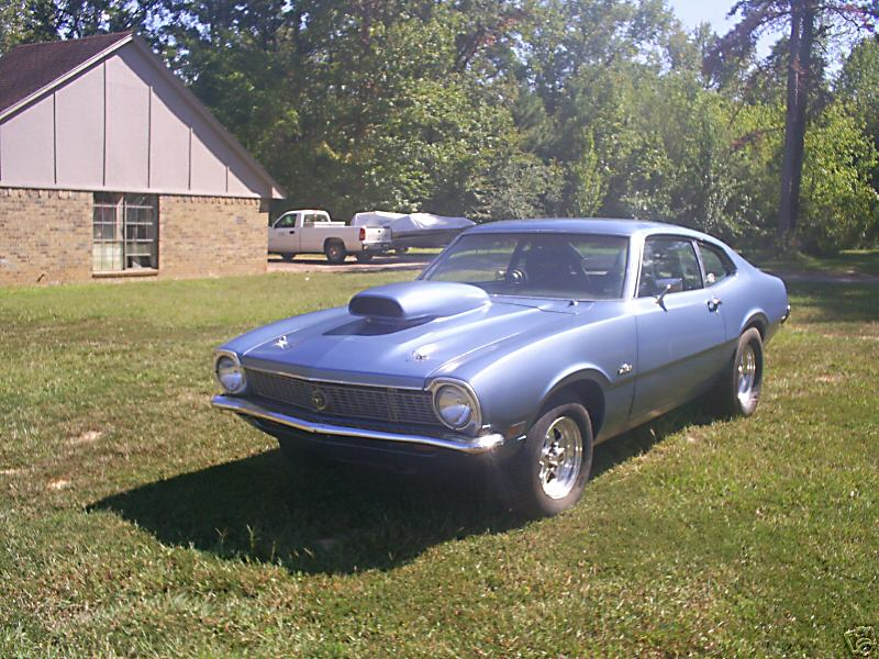 1970  Ford Maverick  picture, mods, upgrades