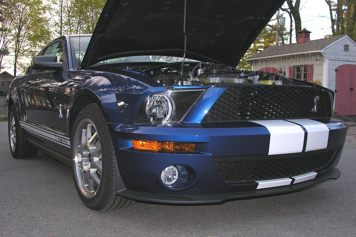 2008  Ford Mustang Shelby-GT500  picture, mods, upgrades