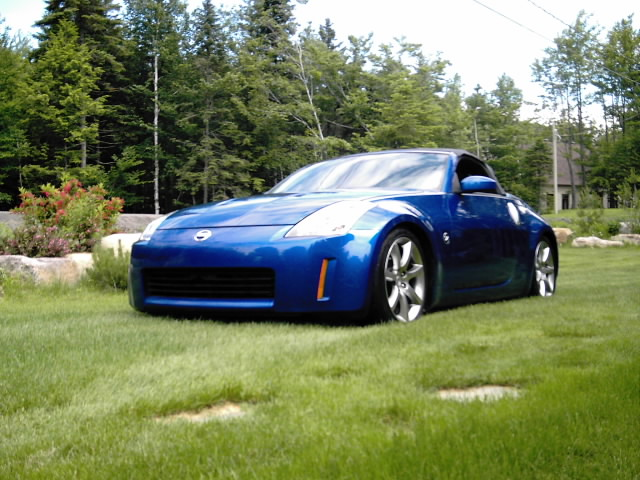 2004  Nissan 350Z roadster picture, mods, upgrades