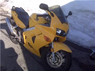 1999  Honda Interceptor 800 picture, mods, upgrades