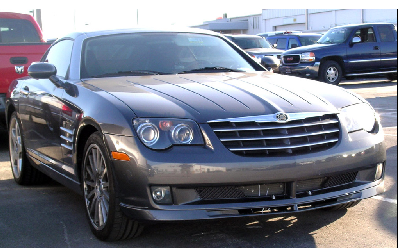2005  Chrysler Crossfire SRT6 coupe picture, mods, upgrades