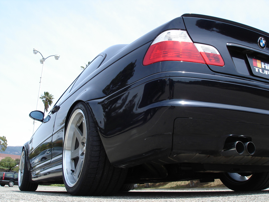2002 BMW M3 E46 T67 Turbo